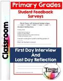 Back To School Student Surveys