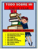 End Of Year-ALL ABOUT ME IN SPANISH- PowerPoint-- SPANISH I & II