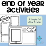 End Of Year Activities #2sale