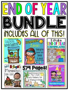 End Of Year BIG BUNDLE!