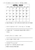 End Of Year Cambridge Math Stage 3  (Grades 2/3) Progression Exam Review