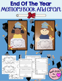 Distance Learning Graduation Craft and End of Year Memory Book 2020