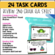 End Of Year ELA Task Cards {2nd Grade}