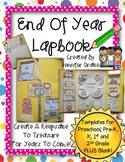 End Of Year Lapbook / Memory Book!  Create A Keepsake Of Y