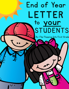 End Of Year Letter to Students