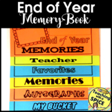 End Of the Year Summer Bucket List Book