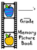 End Of Year Memory Picture Book