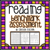 End Of Year Reading Benchmark Assessment