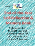 End-Of-Year Self-Reflection and Memory Book