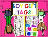 Gift Tags: End Of Year Student Gift Tags