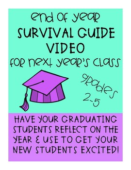"End Of Year ""Survival Guide"" Project"