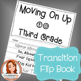 End Of Year Transition Activity Moving on Up Flipbook