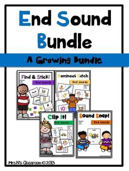 End Sound Recognition Bundle