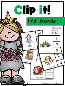 End Sounds - Clip it!