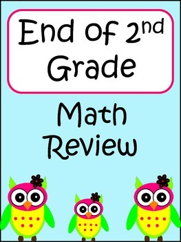 End of 2nd Grade Math Review