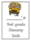 End of 3rd Grade Writing Activity
