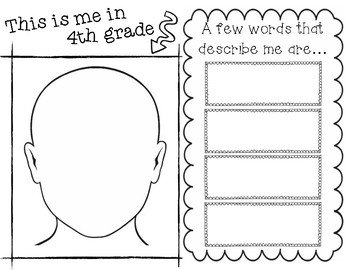 End of 4th Grade Fun Packet