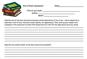 End-of-Book Assessment