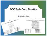 Algebra 1 EOC Scavenger Review