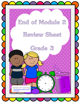 End of Module 2 Review Sheet
