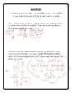 End of Module 3 Review Sheet - Grade 5 (Eureka Math / Engage NY)