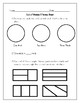 End of Module 8 Review Sheet - Grade 2 (Eureka Math / Engage New York)