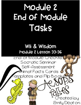 End of Module Task Wit and Wisdom