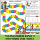 End of School Math Fact Fluency Games for Addition and Subtraction