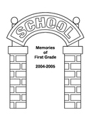 End of School Memory Books