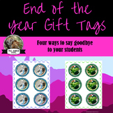 End of School Year Gift Tags
