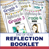 End of School Year Reflection Activity Book