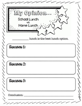 End of School Year Writing Prompt Book