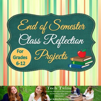 End of Semester Reflection Projects