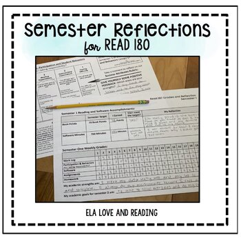 End of Semester Reflections for READ 180