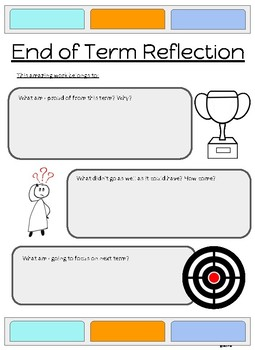 End of Term Reflection