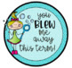 End of Term/Semester Bubble Gift Tags