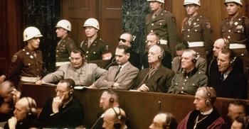 End of The Holocaust and The Nuremberg Trials
