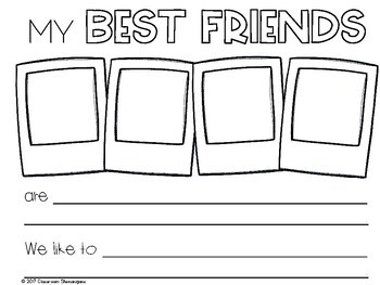 Elementary Memory Book {End of The Year FREEBIE}