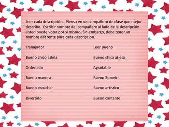 End of The Year Activities for All Classrooms (Spanish version)