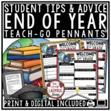 End of The Year Writing Activity - Advice to Next Year's S