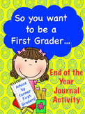 End of The Year Writing Advice for Future First Graders -