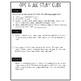End of Unit 4th Grade Math Study Guides: Growing Bundle