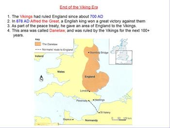 End of Vikings flipchart