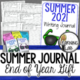 End of Year Student Gift - Summer Journal