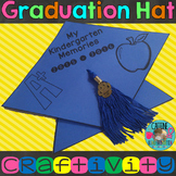 Graduation Craft for End of Year - Kindergarten Preschool