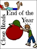 End of Year Lesson 5 Day Close Read CCSS Aligned