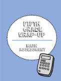 End of Year 5th Grade Math Assessment