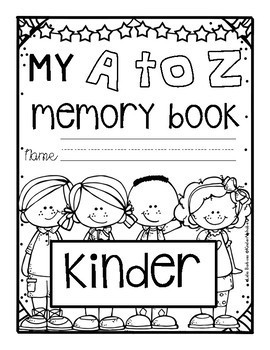 End of Year A to Z Memory Book
