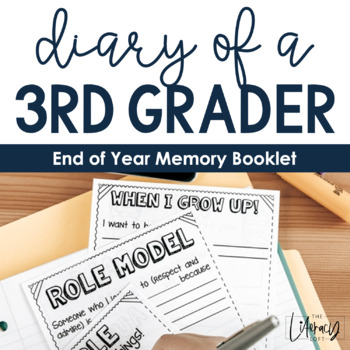 End of Year Activities {3rd Grade}