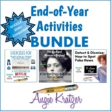 End-of-Year Activities BUNDLE